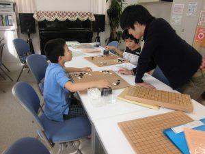 こどもの囲碁教室
